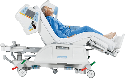 Hospitalssenge til intensiv - intensivsenge
