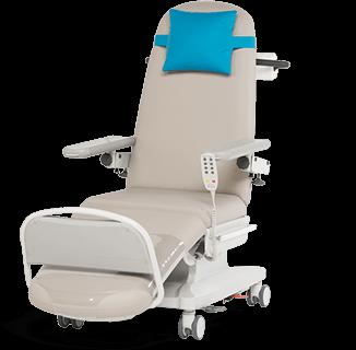 Behandlingsstol til dialyse