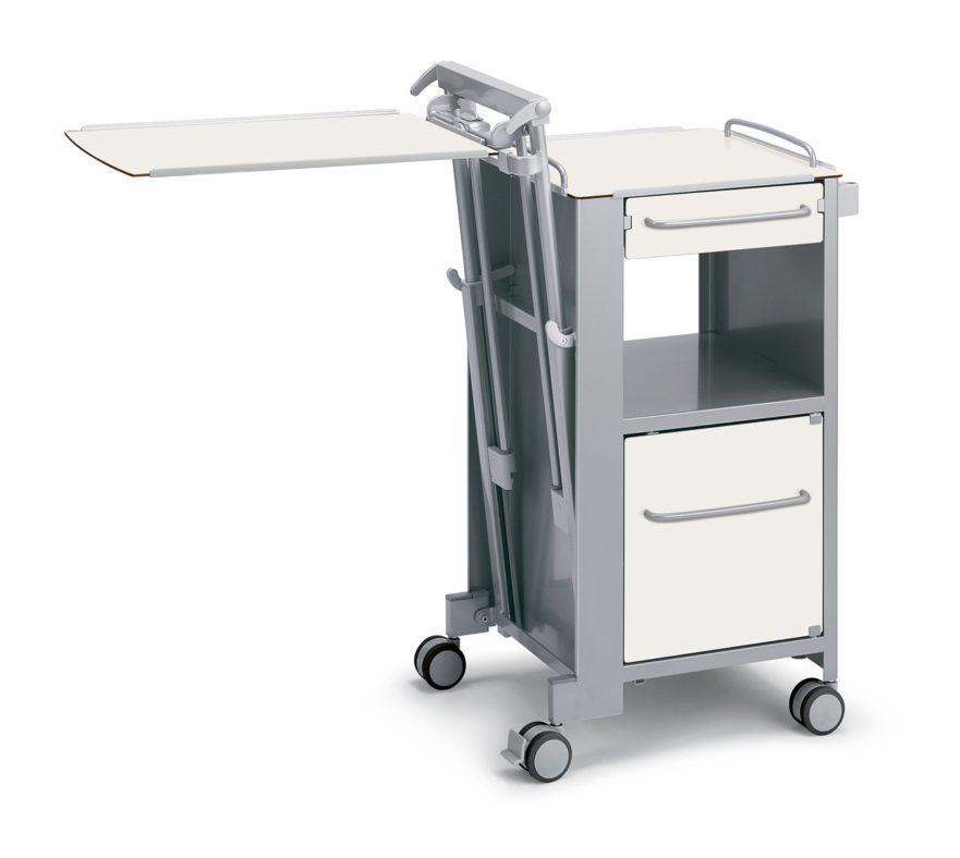 Sengeborde til hospital