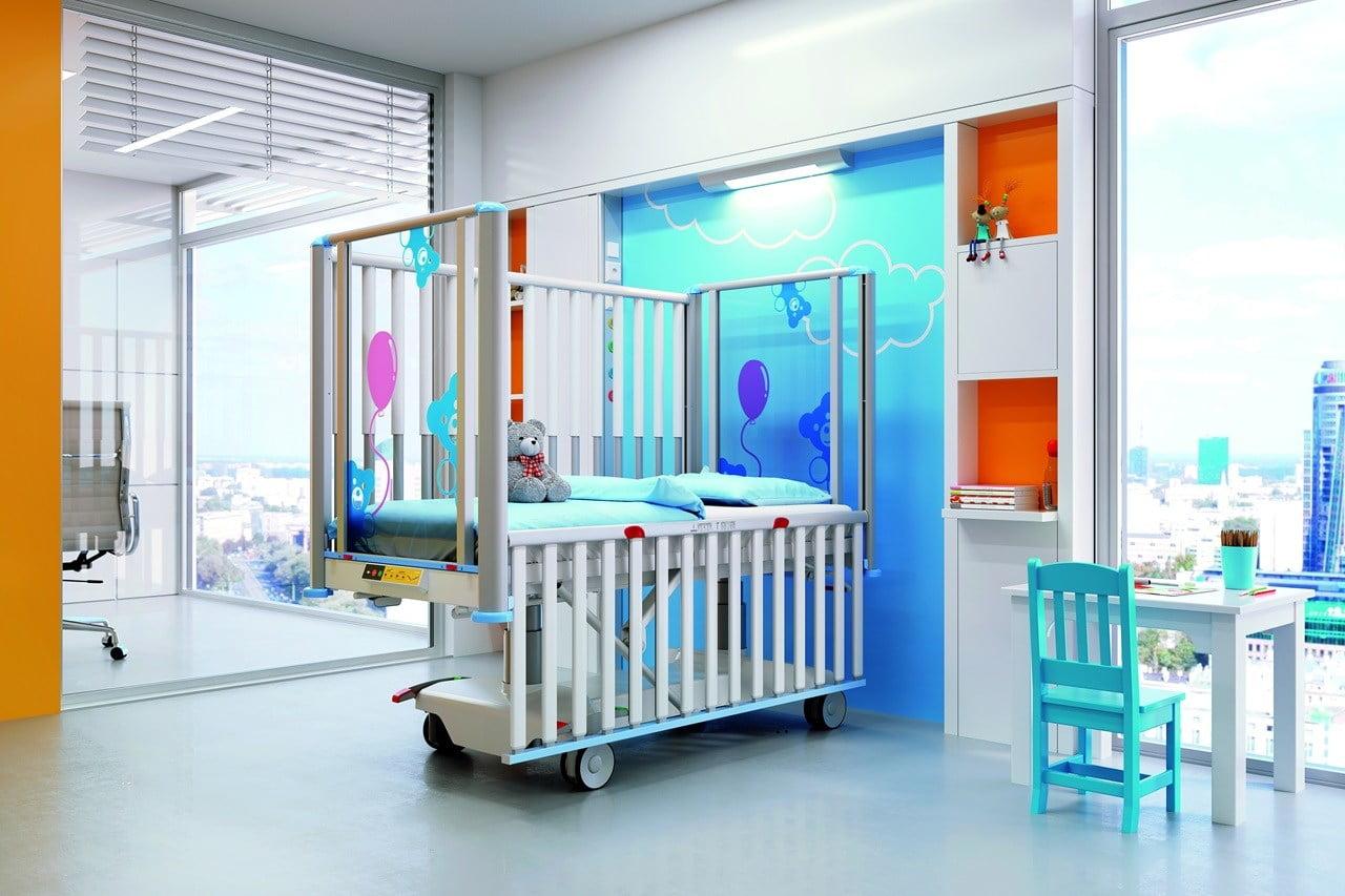 Hospitalsseng til børn