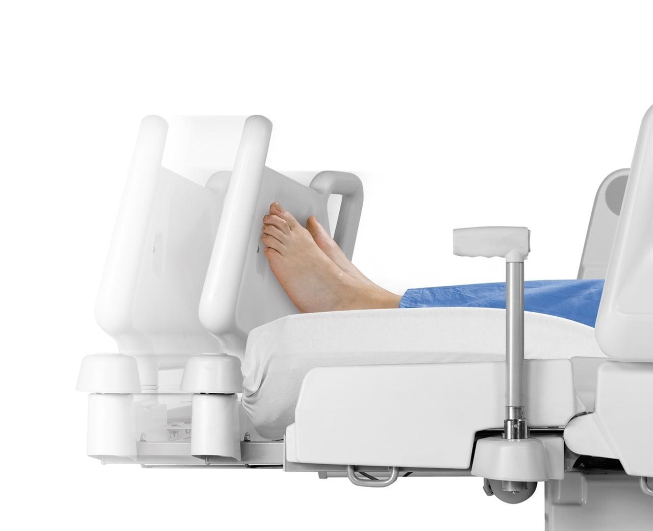 Multicare intensivseng med terapifunktioner - elektrisk sengeforlænger