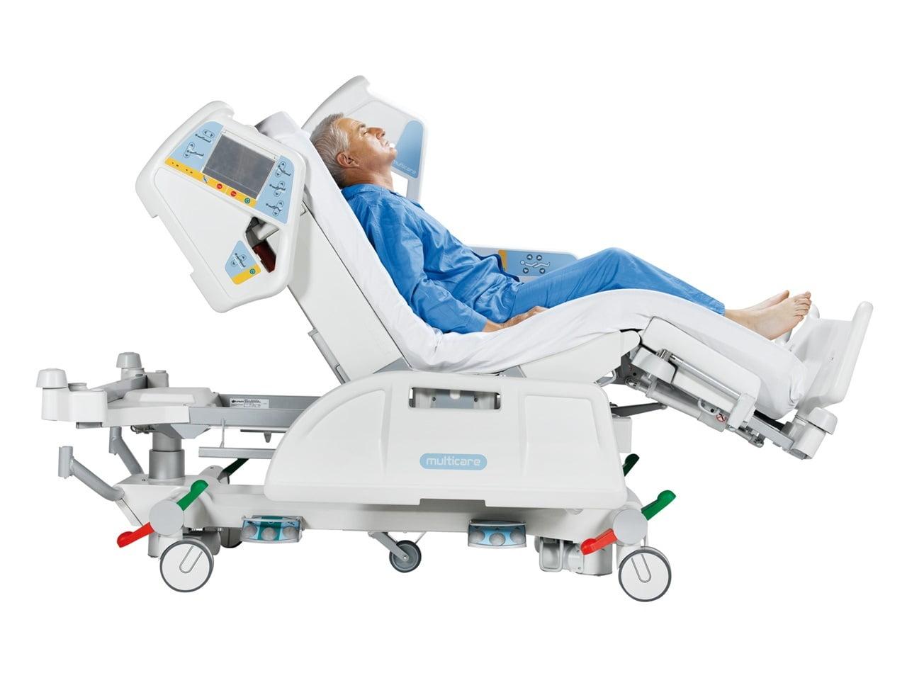 Multicare intensivseng med terapifunktioner