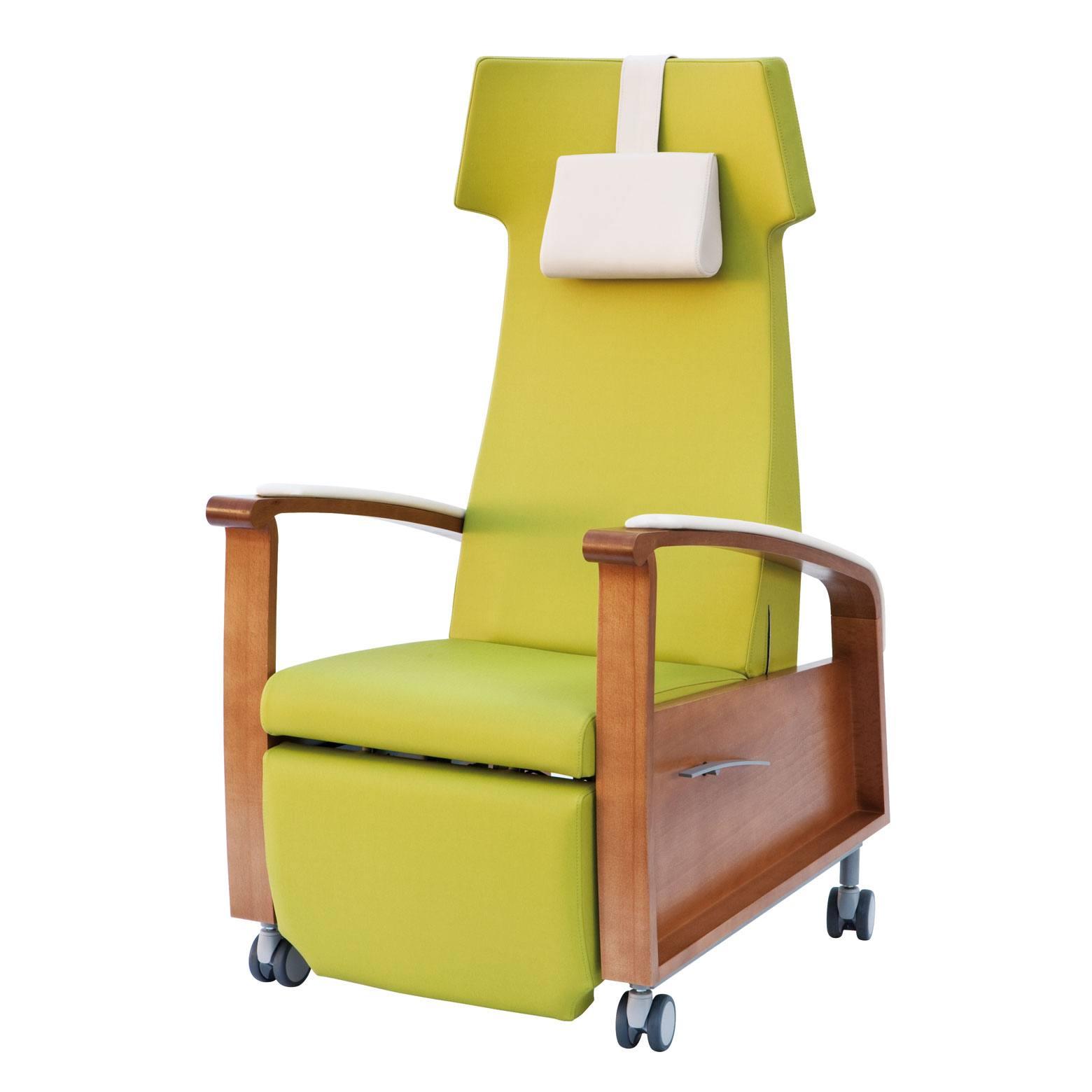 Hvilestol til hospital og pleje