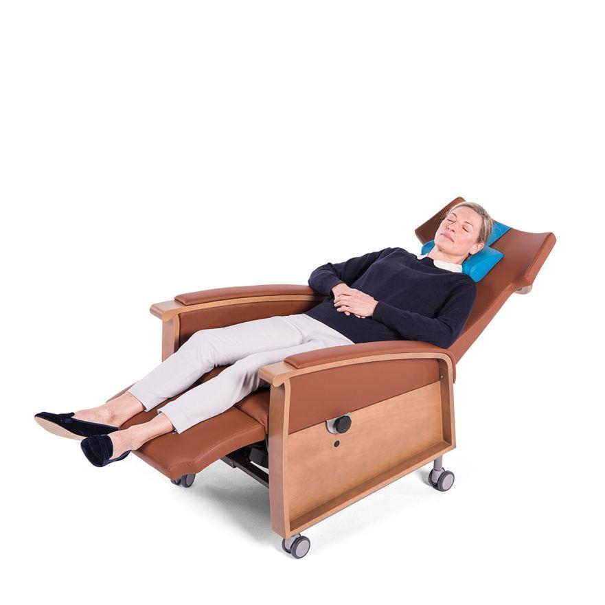 Hvilestole til patientstuen