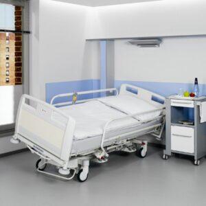 Hospitalsseng med sidekip