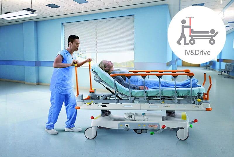 Transportleje til hospital