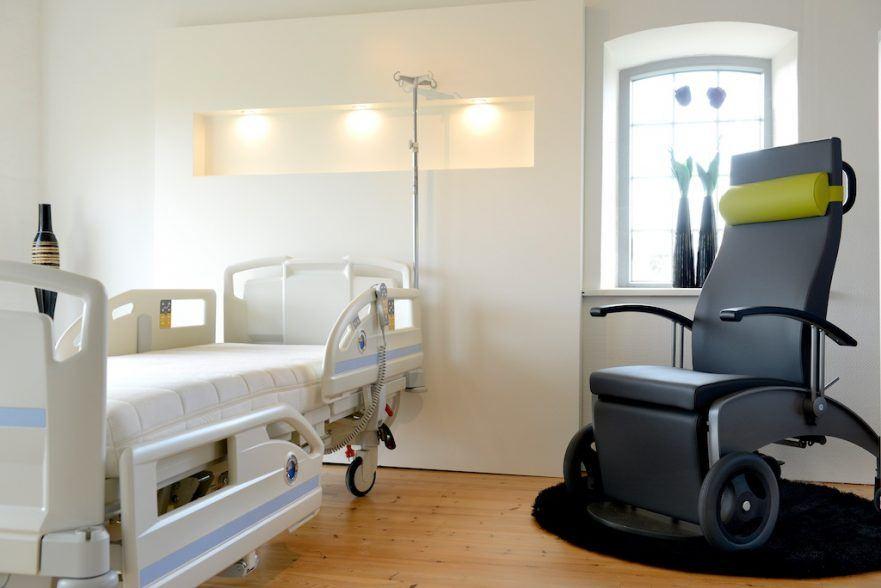 Alcyon Hospitalsinventar