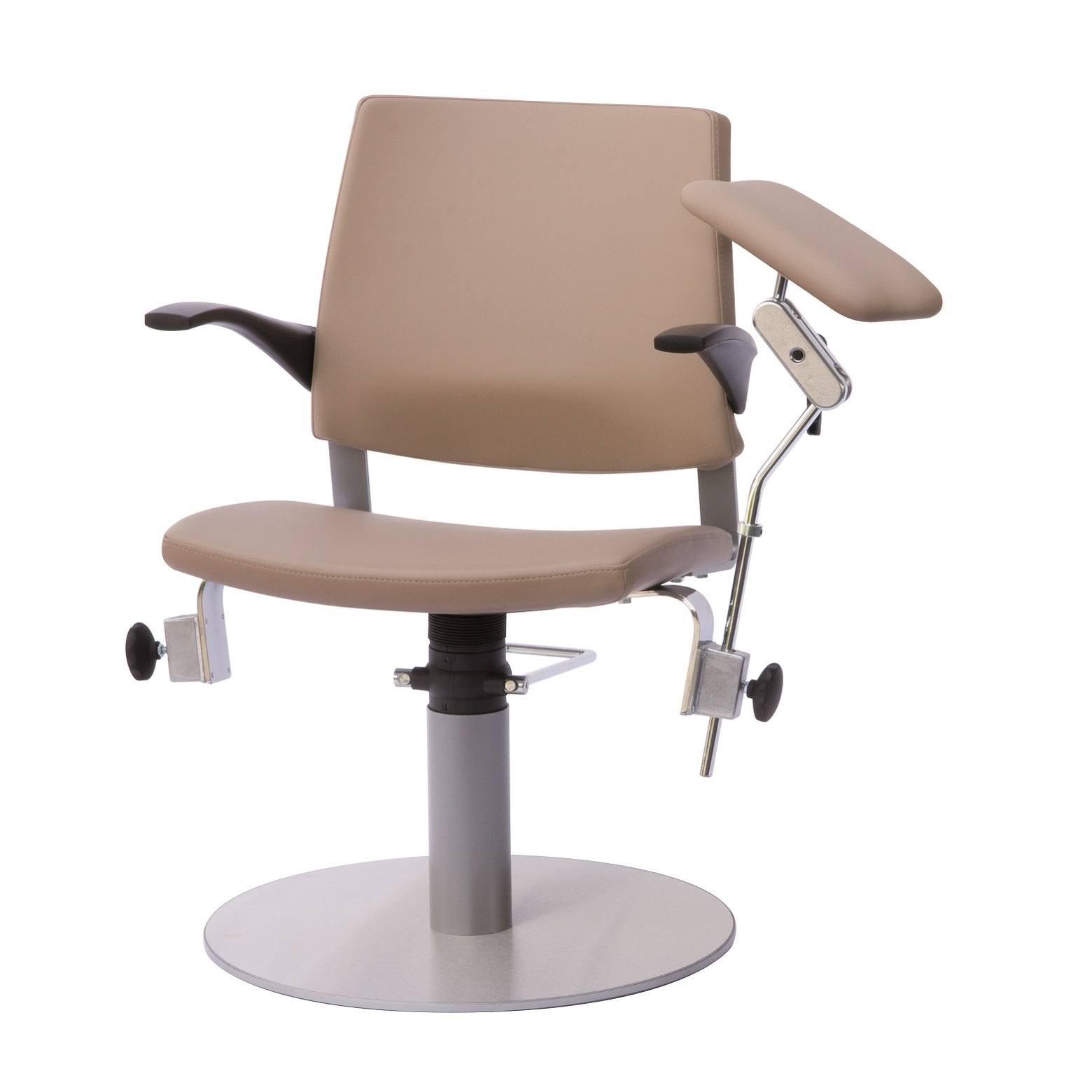 prøvetagningsstole til hospitaler