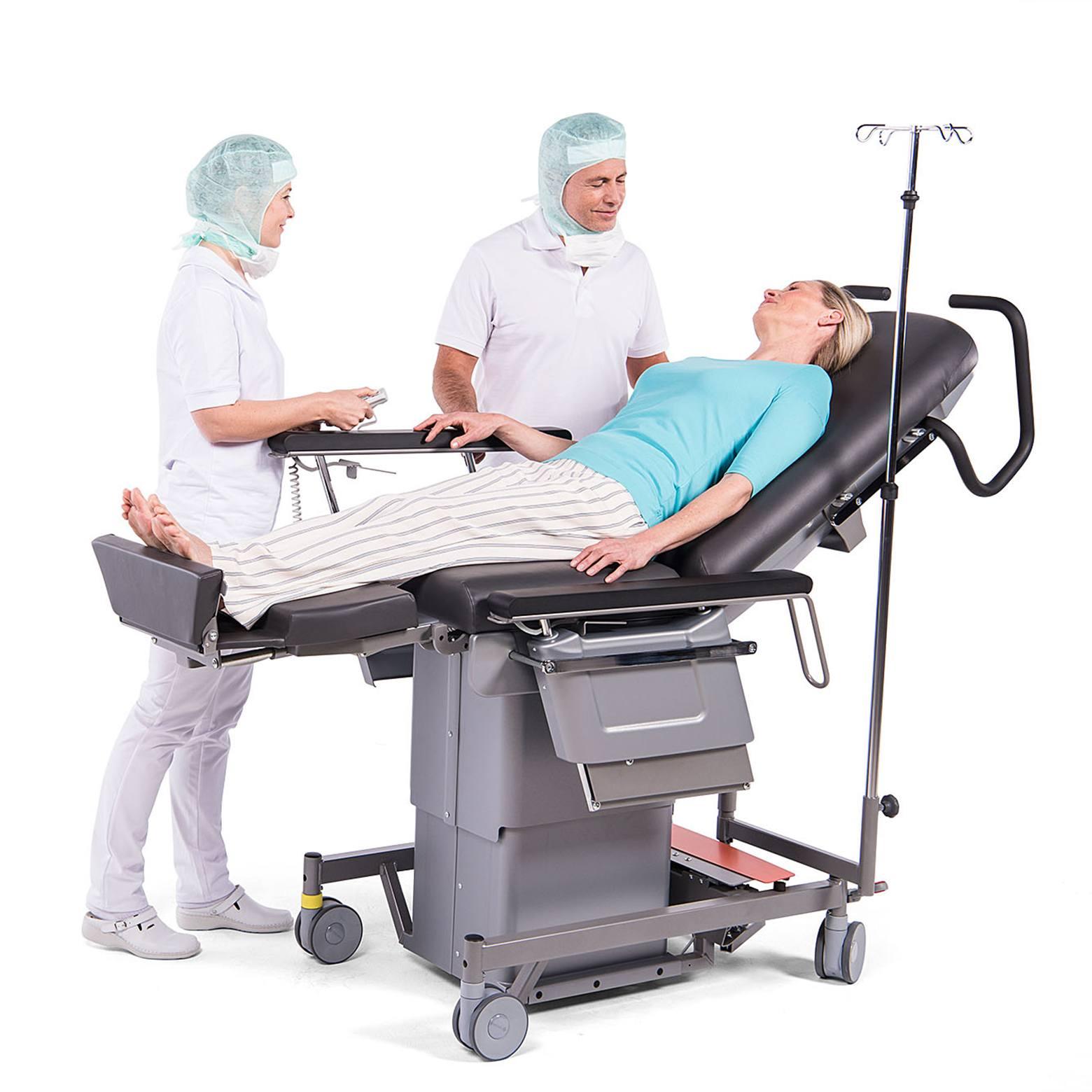 Behandlingsstol fra Alcyon