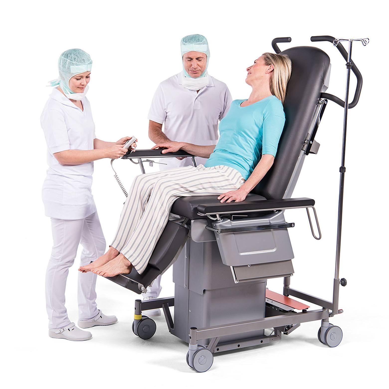 Patientstole til alle formål fra Alcyon
