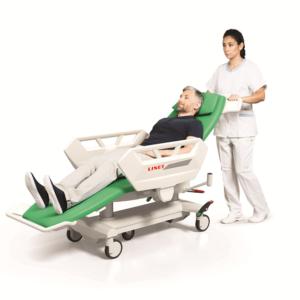 Behandlingsstol til dagkirurgi
