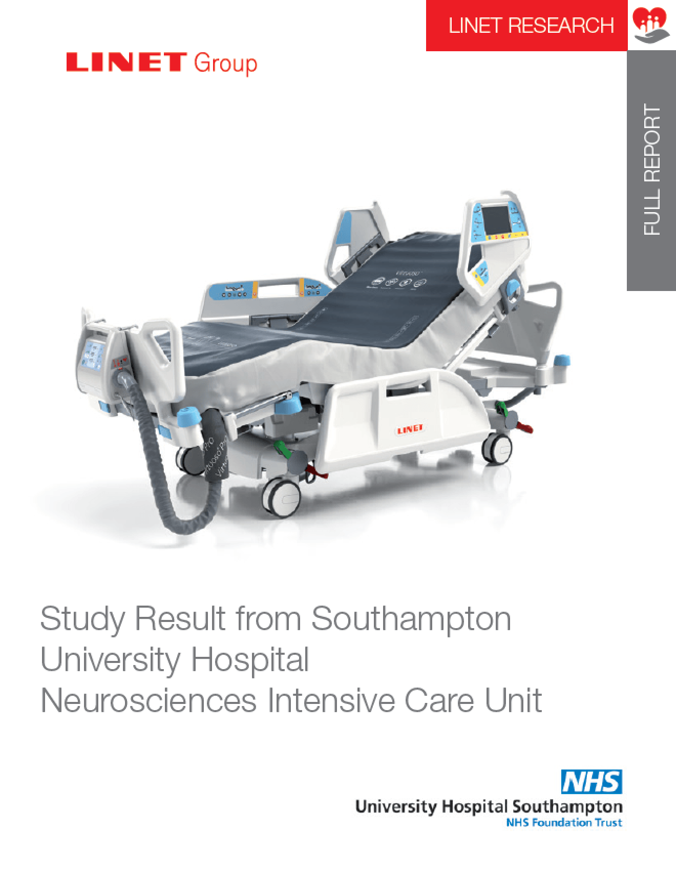 Linet Research: Study Result from Southampton University Hospital Neurosciences Intensive Care Unit