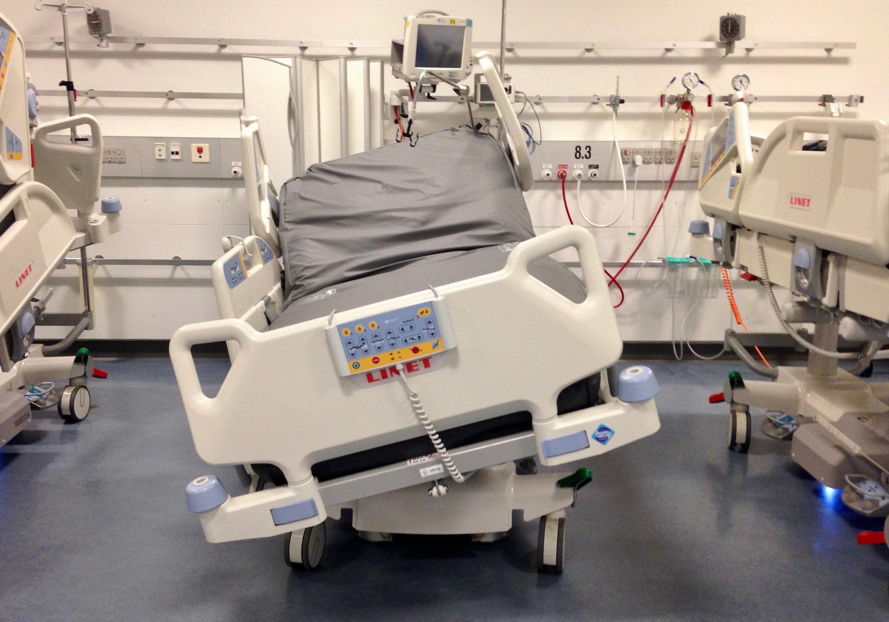 Arbejdsmiljø intensivsygeplejesker