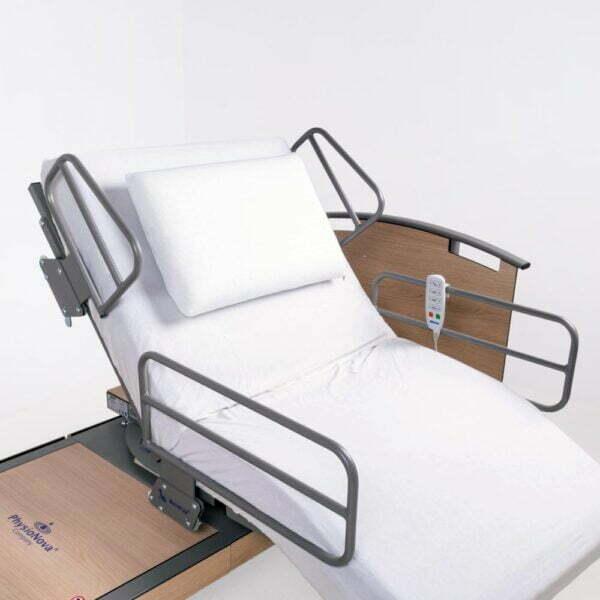 den velfærdsteknologiske seng er en drejeseng fra rotoflex