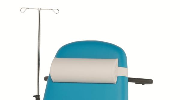 Nakkestøtte til dialysestol