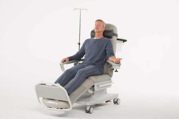 Dialysestol Behandlingsstol til Dialyse