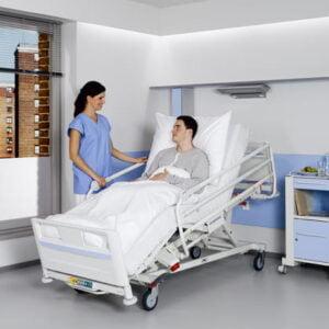 Hospitalsseng til privathospitaler