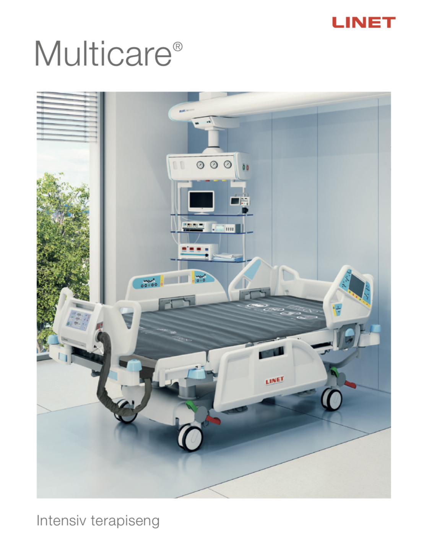 Multicare intensivseng Brochure